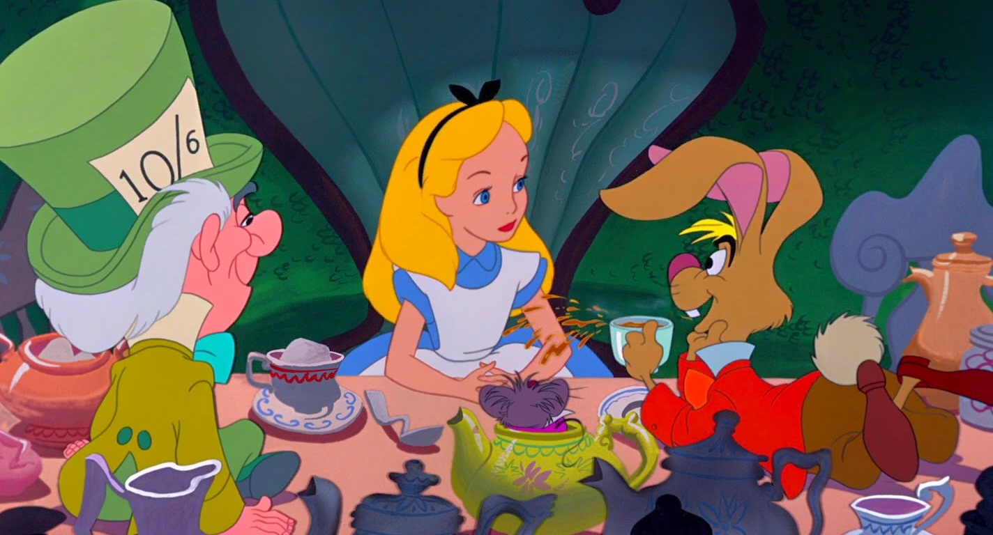 Revisiting Disney: Alice in Wonderland (1951) – That Old Picture Show