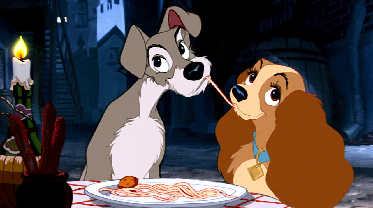 Revisiting Disney: Lady and the Tramp (1955) – That Old Picture Show