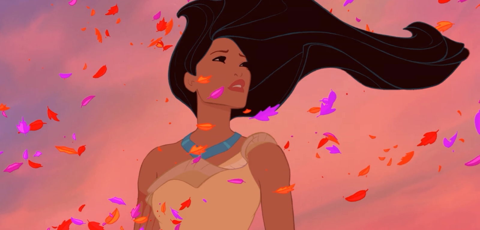 Revisiting Disney Pocahontas 1995 That Old Picture Show