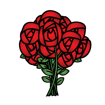 A-Dozen-Roses---Rose-Rating-System---PNG-336X336px